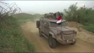 Download الجيش الوطني يقتحم مران معقل الحوثي في صعدة من 4 محاور Video