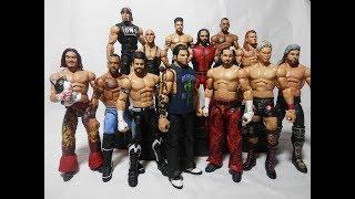 Download New WWE Mattel Elite Customs! Hardy Boyz - Kazuchika Okada - Kenny Omega Video