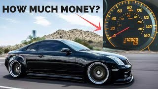 Download INFINITI G35 - 170,000 mile COST: 13 years LONG TERM ownership Video