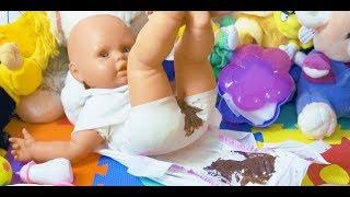 Download Mainan Bayi! Mainan Anak Bayi Mandi! Bayi Boneka Bayi Mandi! Baby Doll Bath! Video