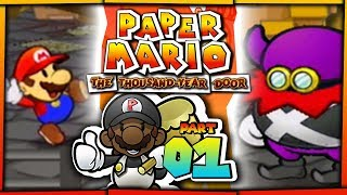 Download Paper Mario The Thousand Year Door w/ @PKSparkxx! - Part 1 | ″WE DON'T SLIP IN 2018″ Video