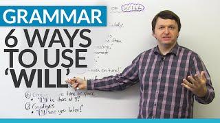 Download Grammar: 6 ways to use WILL Video