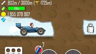 Download Hill Climb Racing - GARAGE Race Car in Cave 4210m GamePlay Video