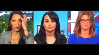 Download CNN's Carol Costello had to shut down Katrina Pierson FULL VIDEO Video