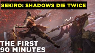 Download Sekiro: Shadows Die Twice   First 90 minutes of gameplay Video