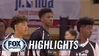 Download Central vs Africa & Middle East | JR NBA CHAMPIONSHIPS Video