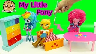 Download Dollar Tree Doll House Furniture My Little Pony Inspired Painting Craft Video Video