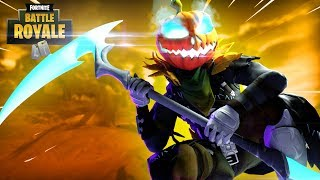 Download NEW Hollowhead Pumpkin Skin!! - Fortnite Battle Royale Gameplay - Ninja Video