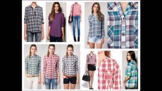 Download Outfits con blusa de cuadros Video