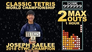 Download Joseph Saelee... 2 MAX-OUTS WITHIN ONE HOUR! Video