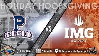 Download Holiday Hoopsgiving: IMG Academy (FL) vs. Pebblebrook (GA) - (Colin Sexton vs.Trevon Duval) Video
