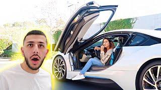 Download MY EX-GIRLFRIEND STOLE MY BMW i8!! Video