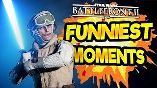 Download Star Wars Battlefront 2 Funny & Random Moments [FUNTAGE] - Funniest Moments So Far; Season 2 Video