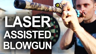 Download How To Make A Laser Assisted Blowgun Video