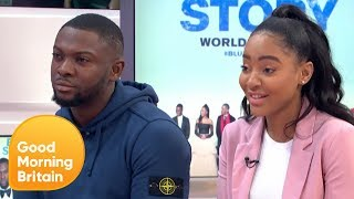 Download South London Local Councils Banned Rapman From Filming Blue Story in the Area | Good Morning Britain Video