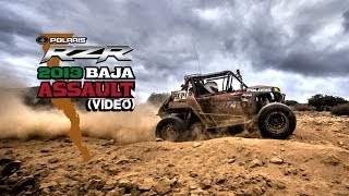 Download UTVUnderground Presents: 2013 SCORE Baja 1000 - POLARIS RACING Video