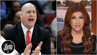 Download Is new coach Jim Boylen really 'burning down' the Bulls? | The Jump Video
