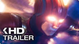 Download CAPTAIN MARVEL - 4 Minutes Trailers (2019) Video