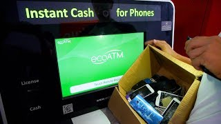 Download How Much Will Eco Atm Machine Give Me for Box of iPhones? Video