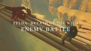 Download Zelda: Breath of the Wild Music - Enemy Battle - Fanmade Video