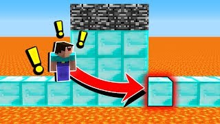 Download IS THIS MINECRAFT JUMP EVEN POSSIBLE?... (LAVA PARKOUR) Video