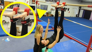Download Testing WEIRD Gymnastics Products! Video