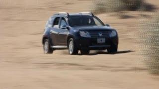 Download Probamos la Renault Duster 4x2 en las dunas Video