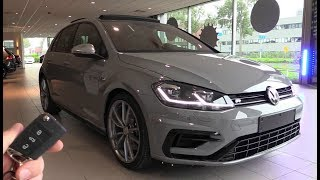 Download INSIDE the Volkswagen Golf R 2017   Akrapovic SOUND In Depth Review Interior Exterior Video