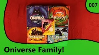 Download Oniverse Family Review | 007 | Small Box, Big Game Video