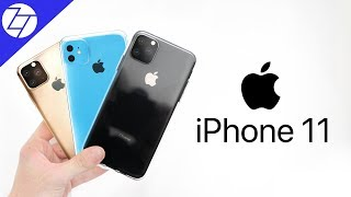 Download iPhone 11 (2019) - HANDS ON with Case Models! Video