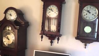 Download my 5 wall clocks that I own. Video