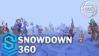 Download Snowdown - 360 Video VR Experience Video