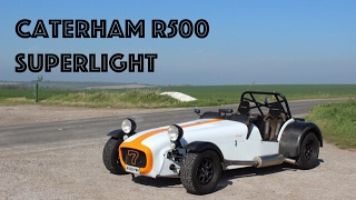 Download Crazy Caterham R500 Superlight! Start up, Exhaust, Acceleration, Review and more Video