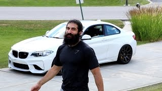 Download BEARDED MAN DRIVES BMW M2 Video