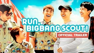 Download Run, BIGBANG Scout! - Official Trailer Video