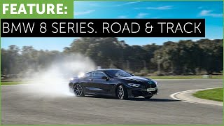 Download BMW 8 Series - M850i - 840d - Road and Track Test - Ascari Race Circuit w/ Tiff Needell Video