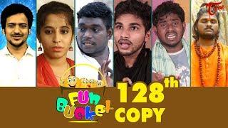 Download Fun Bucket   128th Episode   Funny Videos   Telugu Comedy Web Series   By Trishool - TeluguOne Video