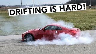 Download Is A Stock 350Z A Good Drift Car? Video