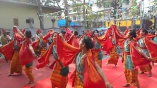 Download Bagurumba dance at kokrajhar Bathou Thansali Video