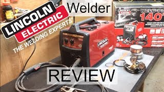 Download TG Lincoln Mig Welder 140 Long Term Review (5 Year) Video