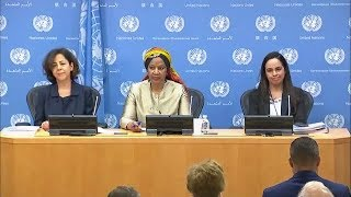 Download UN Women on ″Gender Equality in the 2030 Agenda″ - Press Conference (14 February 2018) Video