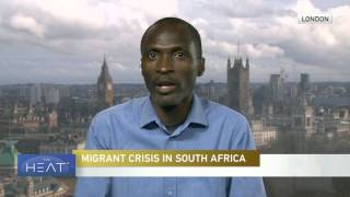 Download The Heat: Migrant Crisis in South Africa Pt 1 Video
