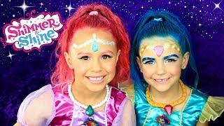 Download Shimmer and Shine Full Makeup, Hair, and Costumes Video