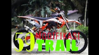 Download MODIFIKASI TRAIL | BEBEK STANDAR | MODIF | ADVENTURE | FFA | 4TAK & 2TAK Video