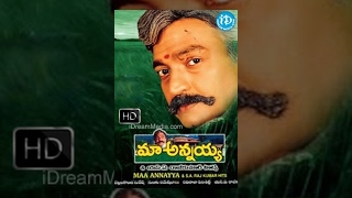 Download Maa Annayya (2000) - HD Full Length Telugu Film - Rajasekhar - Meena - Vineeth Video