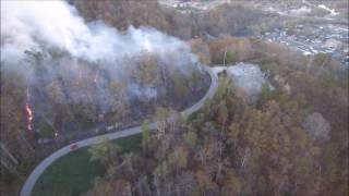Download November Forest Fire - 2016 - Jackson, Ky Video