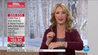 Download HSN   Healthy Innovations featuring Fitbit 01.23.2017 - 06 PM Video