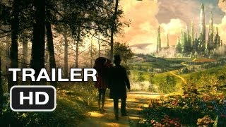 Download Oz the Great and Powerful Official Trailer (2013) Sam Raimi Wizard of Oz Movie HD Video