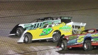 Download RUSH Crate Late Model Feature | Stateline Speedway | 9-10-17 Video