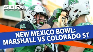 Download New Mexico Bowl: Marshall vs. Colorado State | NCAAF Picks | With Joe Gavazzi Video
